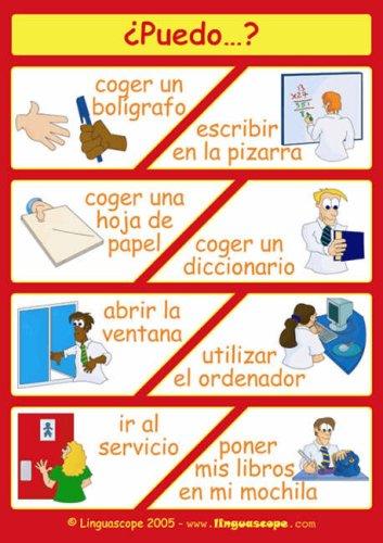 9781847950222: Spanish Poster (