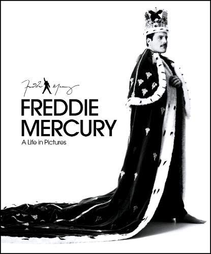 9781847960085: Freddie Mercury: The Great Pretender - A Life in Pictures (Book & CD)