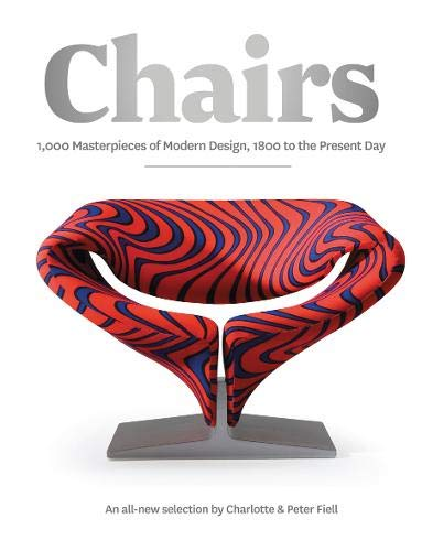 9781847960344: Chairs: 1000 Masterpieces of Modern Design, 1800 to the Present Day