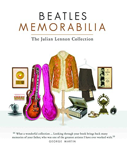 9781847960665: Beatles Memorabilia: The Julian Lennon Collection