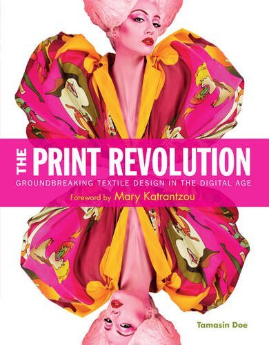 9781847960696: Print Revolution: Groundbreaking Textile Design in the Digital Age