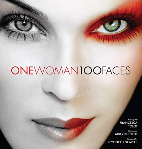 9781847960832: One Woman 100 Faces