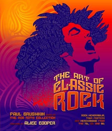 9781847960962: The Art of Classic Rock