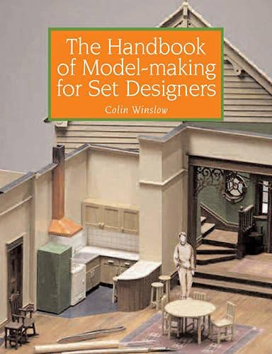 9781847970190: The Handbook of Model-making for Set Designers