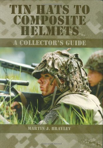 9781847970244: Tin Hats to Composite Helmets: A Collector's Guide