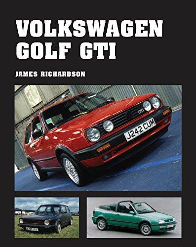 9781847970480: Volkswagen Golf GTI (Crowood Autoclassics)