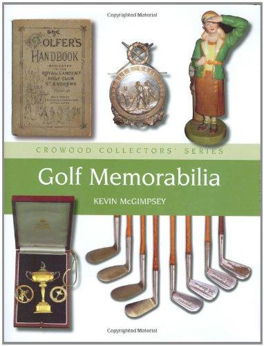 9781847970633: Golf Memorabilia (Crowood Collectors' Series)