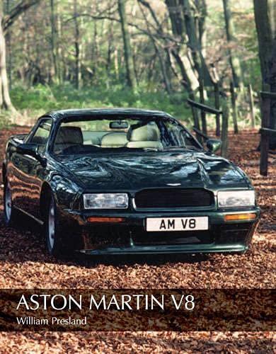 9781847970664: Aston Martin: v. 8 (Crowood Autoclassics)