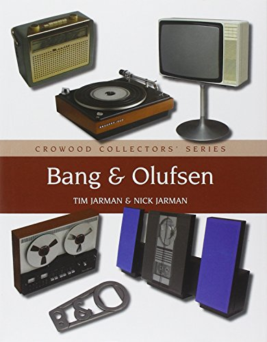 Bang & Olufsen: Jarman, Nick; Jarman,