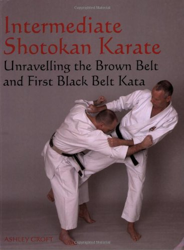 9781847970787: Intermediate Shotokan Karate: Unravelling the Brown Belt and First Black Belt Kata