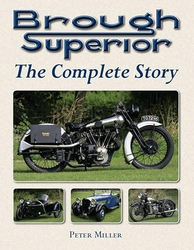 9781847971128: Brough Superior: The Complete Story