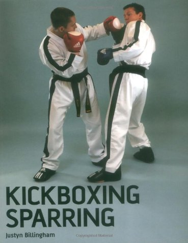 Kickboxing Sparring: Billingham, Justyn