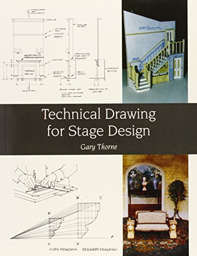 9781847971517: Technical Drawing for Stage Design