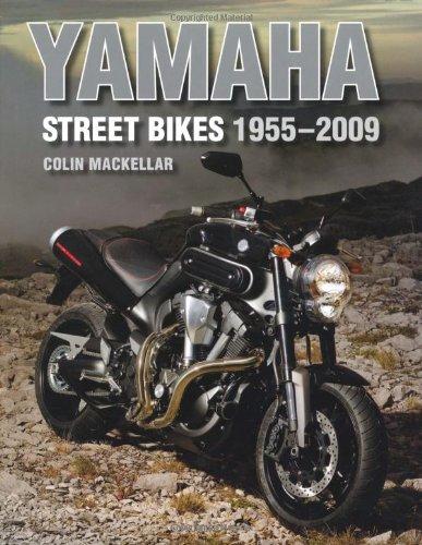 Yamaha Street Bikes 1955-2009 (Crowood Motoclassic) (1847971636) by Colin MacKellar