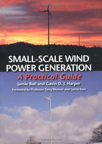 9781847972101: Small-Scale Wind Power Generation: A Practical Guide