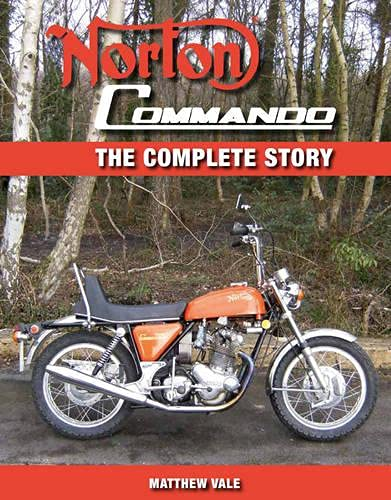 9781847972385: Norton Commando: The Complete Story (Crowood Motoclassic Series)