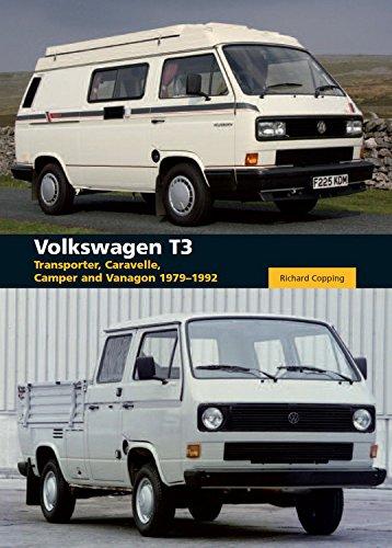 9781847972392: Volkswagen T3: Transporter, Caravelle, Camper and Vanagon 1979-1992