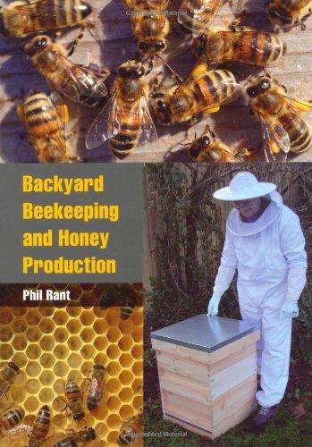 9781847972682: Backyard Beekeeping and Honey Production