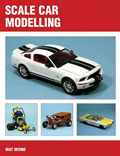 9781847972910: Scale Car Modelling