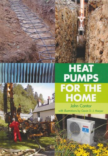 9781847972927: Heat Pumps for the Home