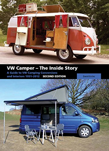 9781847974174: VW Camper - The Inside Story: A Guide to VW Camping Conversions and Interiors 1951-2012 - Second Edition