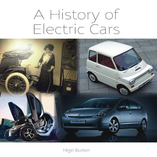 9781847974617: A History of Electric Cars