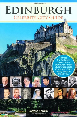 Edinburgh: Celebrity City Guide: Joanne Soroka