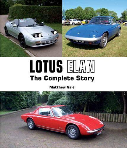 Lotus Elan: Vale, Matthew