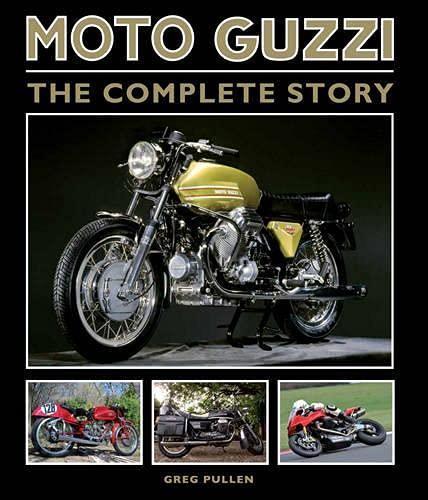 9781847975768: Moto Guzzi: The Complete Story (Crowood Motoclassics)