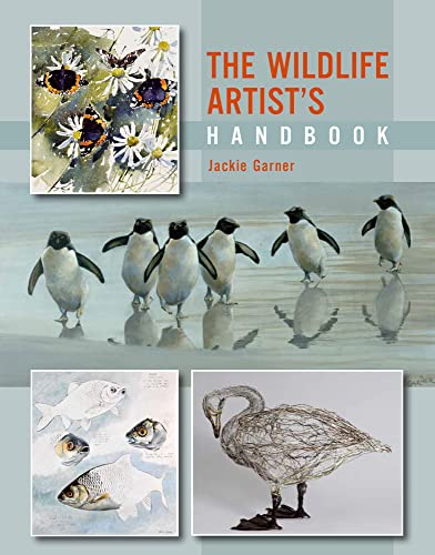 9781847976079: The Wildlife Artist's Handbook