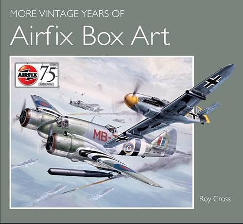 More Vintage Years of Airfix Box Art: Cross, Roy