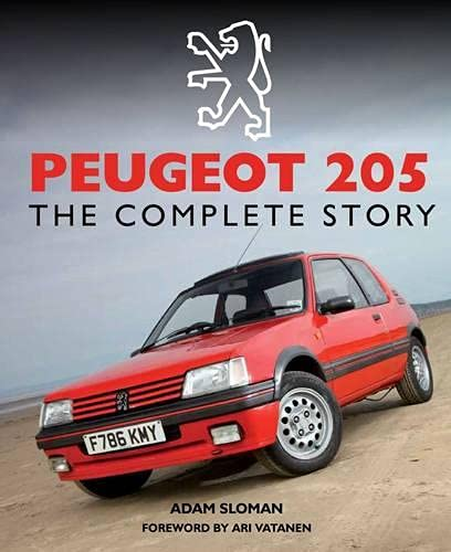 Peugeot 205: The Complete Story.