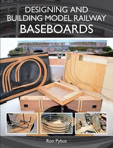 Designing and Building Model Railway Baseboards: Pybus, Ron