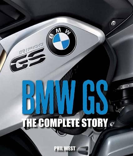 9781847979278: Bmw Gs: The Complete Story