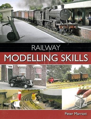9781847979551: Railway Modelling Skills