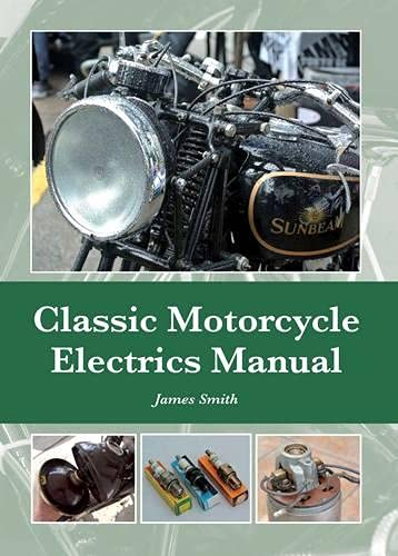 9781847979957: Classic Motorcycle Electrics Manual