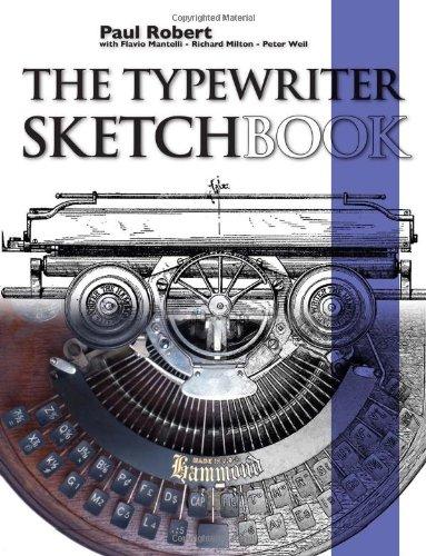 9781847991522: The Typewriter Sketchbook