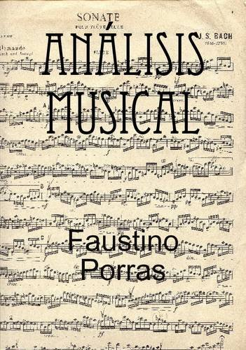 9781847992550: Analisis Musical (Spanish Edition)