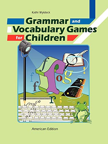 9781847997234: Grammar And Vocabulary Games For Children