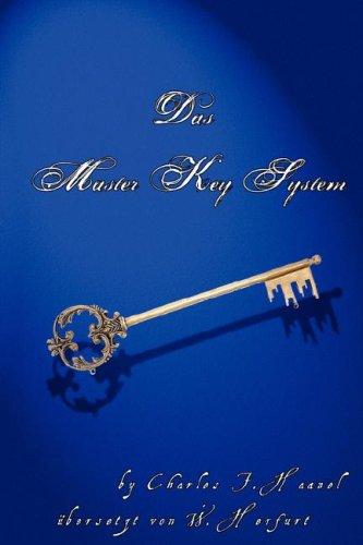9781847997845: Das Master Key System