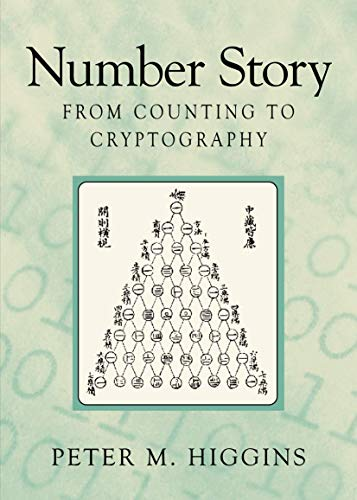9781848000001: Number Story: From Counting to Cryptography