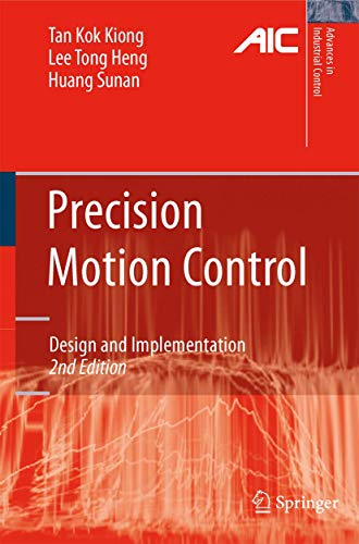 9781848000209: Precision Motion Control: Design and Implementation (Advances in Industrial Control)
