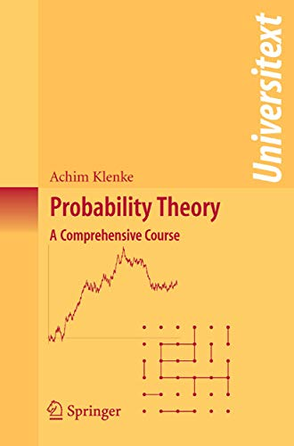 9781848000476: Probability Theory: A Comprehensive Course (Universitext)