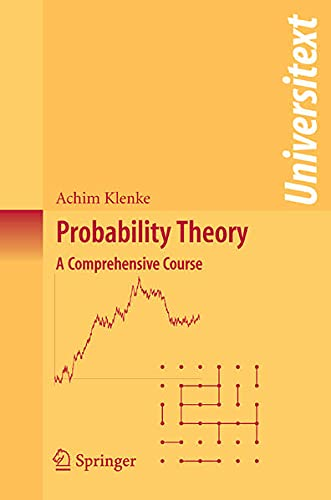 9781848000483: Probability Theory: A Comprehensive Course