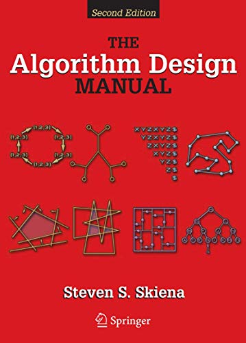 9781848000698: The Algorithm Design Manual