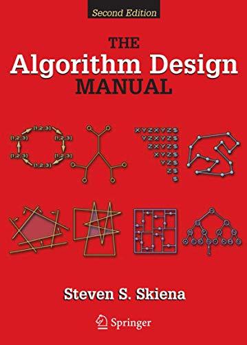 9781848000698: The Algorithm Design Manual