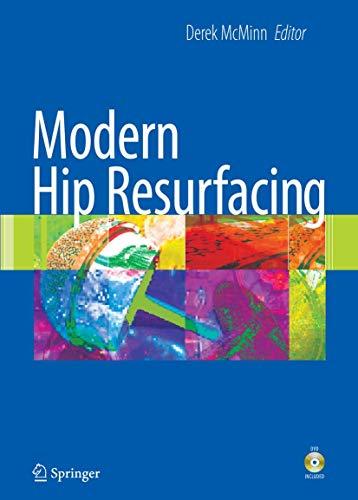 Modern Hip Resurfacing [With DVD] (Hardcover)