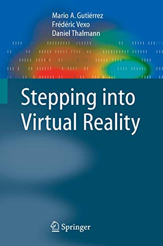 9781848001169: Stepping into Virtual Reality
