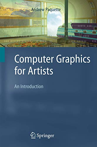 9781848001404: Computer Graphics for Artists: An Introduction