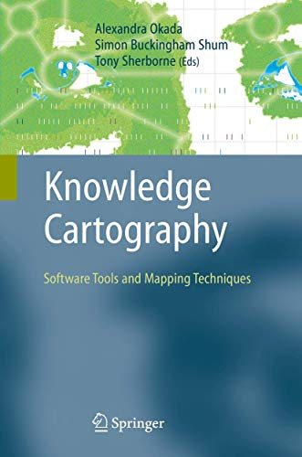 9781848001480: Knowledge Cartography: Software Tools and Mapping Techniques (Advanced Information and Knowledge Processing)